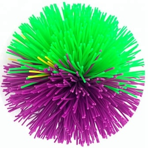 2018 best-selling wholesale high quality china quality koosh ball for kid.