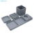 Factory Wholesale Simple Design Home Office Desktop Sundries Cement Storage tray