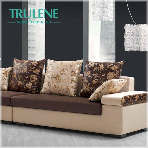 Arabic Style Modern Corner Sofa With Arms New Design