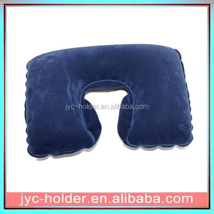 ALC093 pvc inflatable beach pillow bag