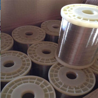 AISI 304 braided stainless steel wire