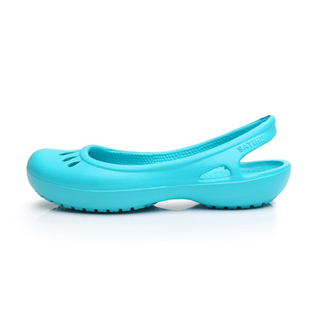 CL8002 Lightweight waterproof sandals slippers Women's eva garden clog shoes