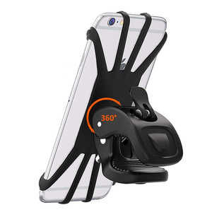 Bike Phone Mount,Waterproof Universal Case Bicycle & Motorcycle Mount Cradle Holder