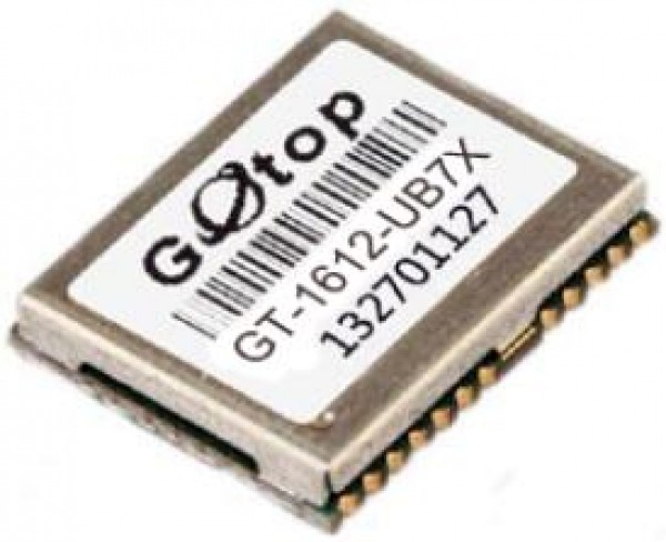 GT-1612-UB7X from GoTop cheap gps module