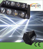 newest 8*10w brand led professional disco /dj/club led beam lighting /moving head spider light
