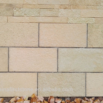 Mongolia Yellow Sandstone Brick Wall Panels Buy Brick Wall Panels