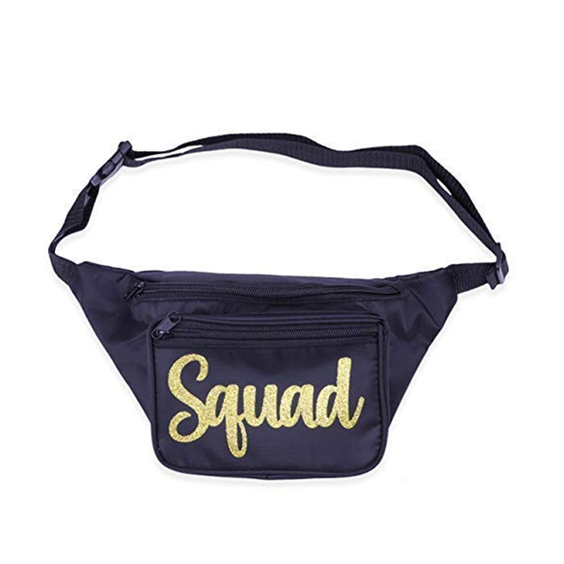 Custom Design fanny pack Colorful waist bag for Promotion