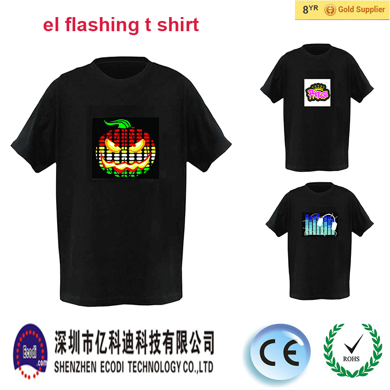 Led T Shirt, Led T Shirt Suppliers and Manufacturers at Alibaba.com