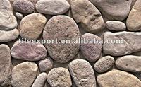 Art Stone in Cobble Design for Wall Decorative