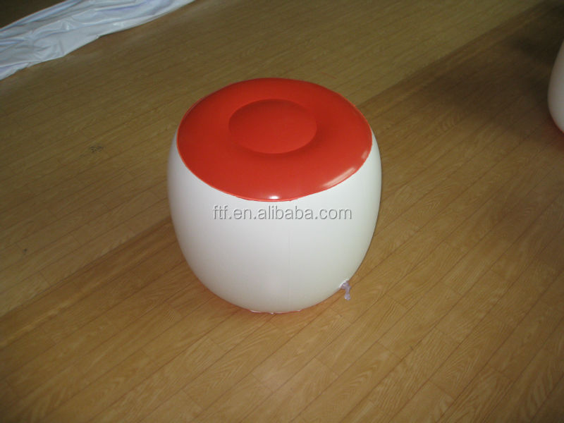 Beautiful light inflatable air stool