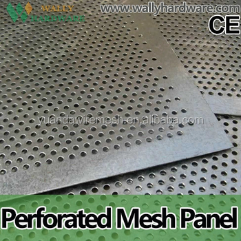 ultra fine d 39 aluminium en m tal perfor maille haut parleur grille ovale m tal perfor mesh ss. Black Bedroom Furniture Sets. Home Design Ideas
