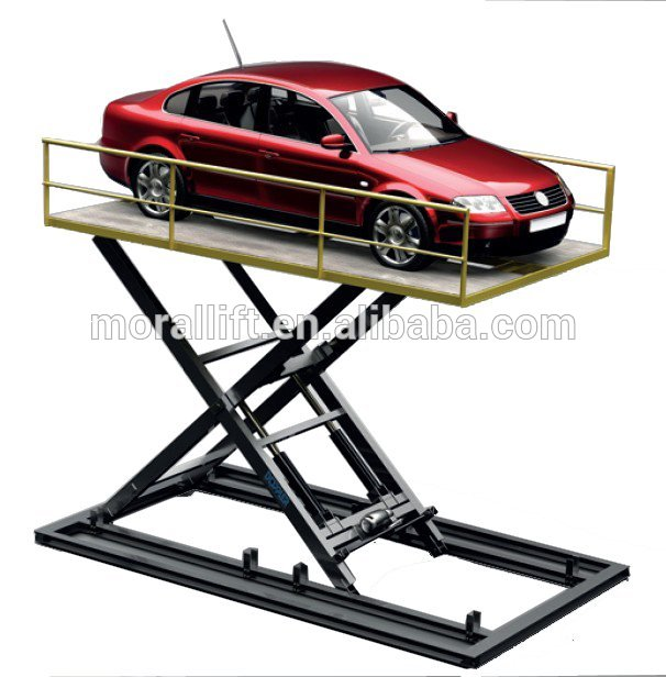 Low Rise Hydraulic Car Lift Buy Low Rise Hydraulic Car Lift Used