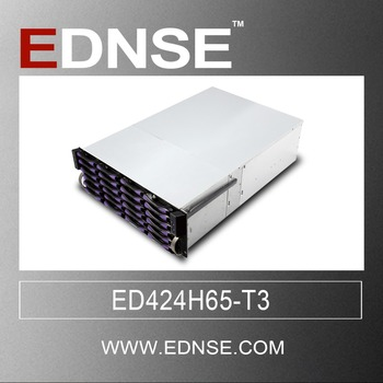 ED424H65-T3 NEW OEM china supplier 4u rack mount computer chassis