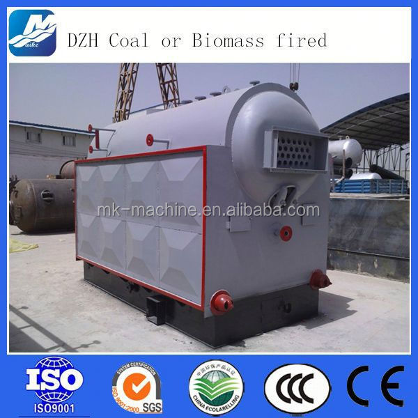 Biomass wood pellet small boiler for home