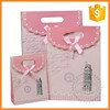 Wholesales custom boutique paper packaging bags for retail