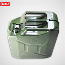Galvanized Steel Military Jerry Water Can