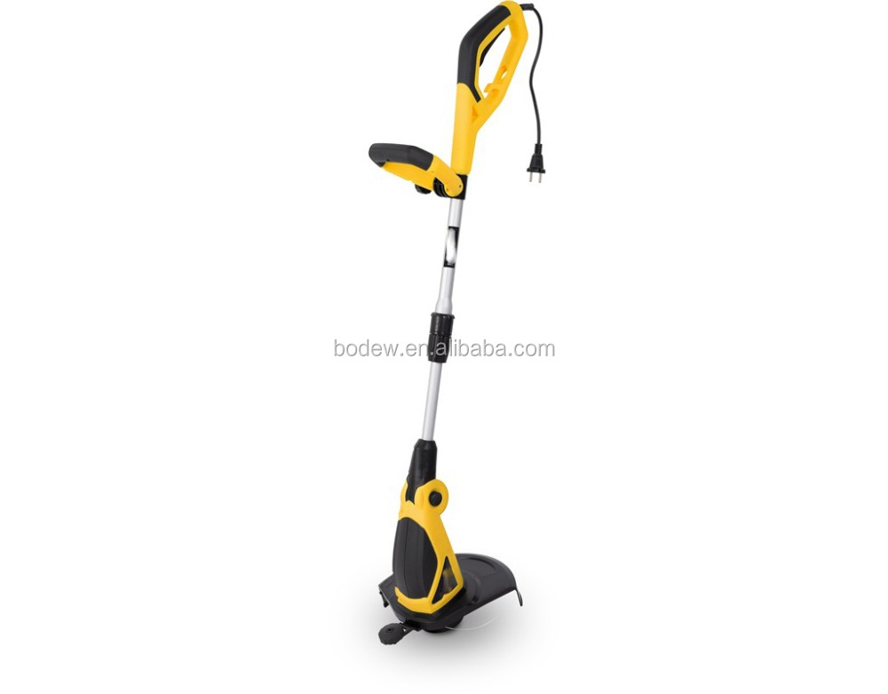 110-220V electric grass trimmer with nylon grass trimmer line