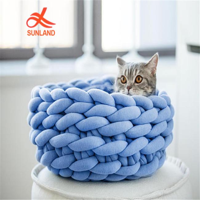 оптовая продажа вязаный крючком кот купить лучшие вязаный крючком