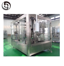 beverage filling machinery