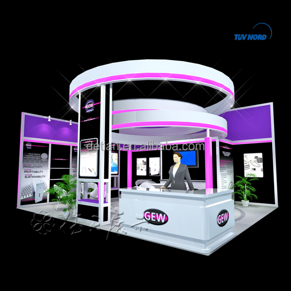 Exhibition Booth Ideas : Trade show booth exhibit display