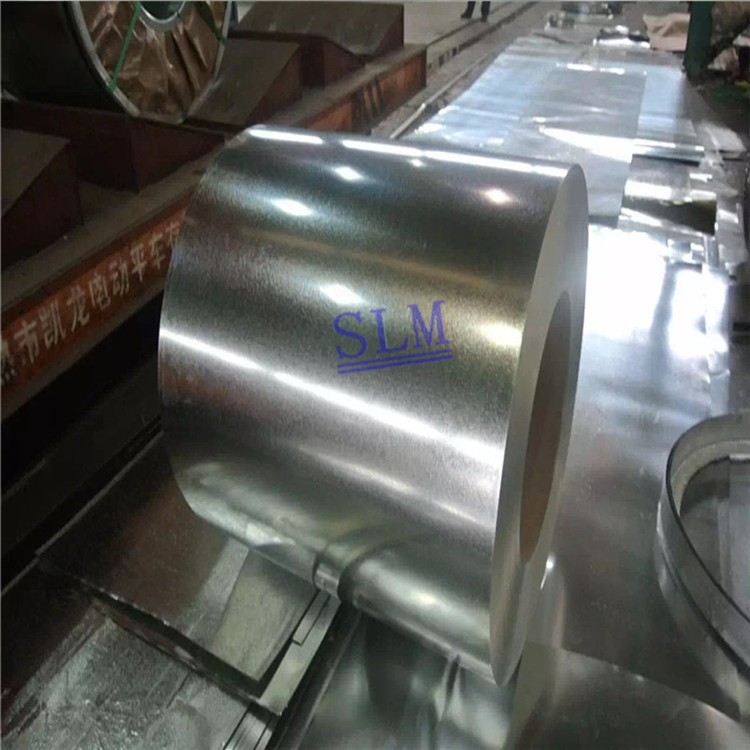 Prime quality galvanized steel coil,0.2-3.0mm Galvanized Sheet Metal