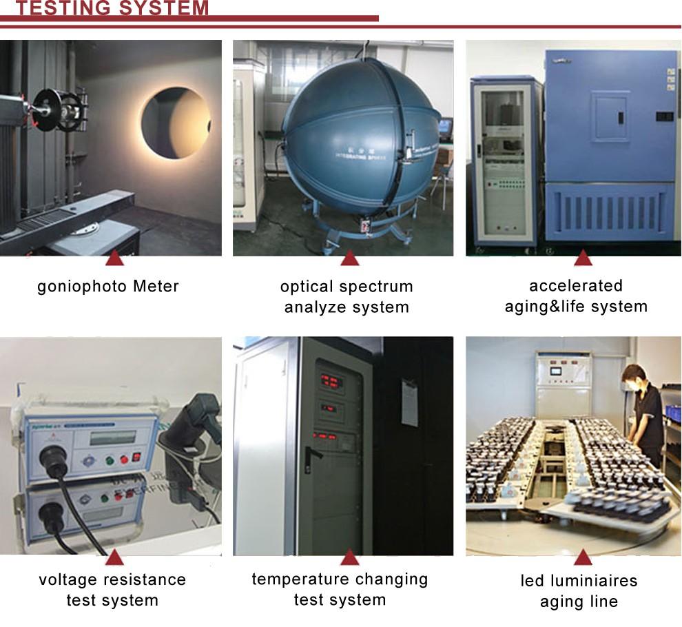 Di alta qualità AC85-265V Moderna applique da parete a led lampade per interni