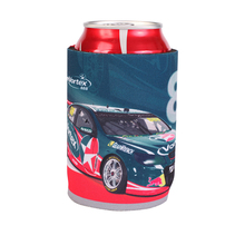 new design magnetic can cooler neoprene beer can cooler with custom logo