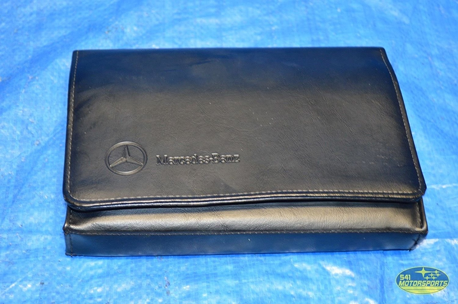Get Quotations · 97 Mercedes Benz C Class C230 Owners Manual Case Extras  W202 1997