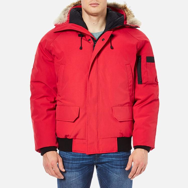super popular e6e4a b8aef China Textilfabrik Benutzerdefinierte Biker Jacke Winter Tragen Rote  Daunenjacke Für Männer Mit Hoher Qualität - Buy Biker  Jacke,Daunenjacke,China ...