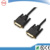 Hot Selling Bare copper or Tinned copper DB15 to db25 cable / DB 15 Cable for projector with all Digital Flat Panels and Liquid