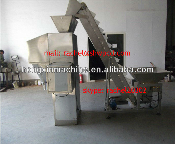 ss sugar weighting and packing machine