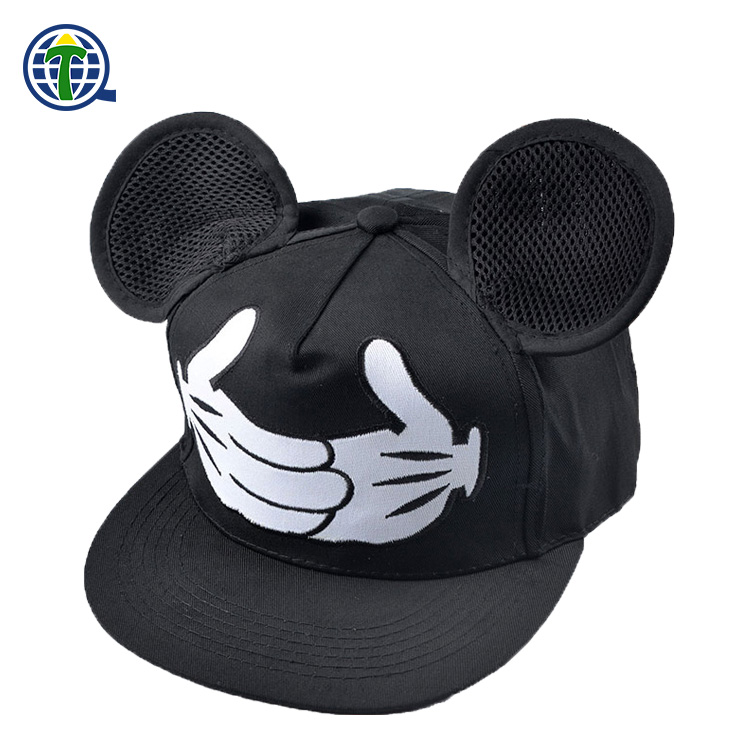 China Wholesale Website Fancy Hats Children Embroidery Patch
