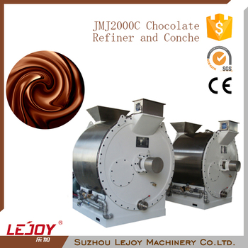 Factory Direct Supplier Practical Chocolate Refiner Miller