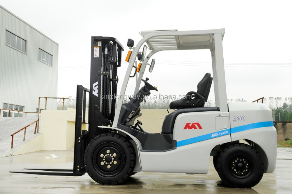 Cheapest brand new foklifts for sale / new 3 tons forklifts in large stock