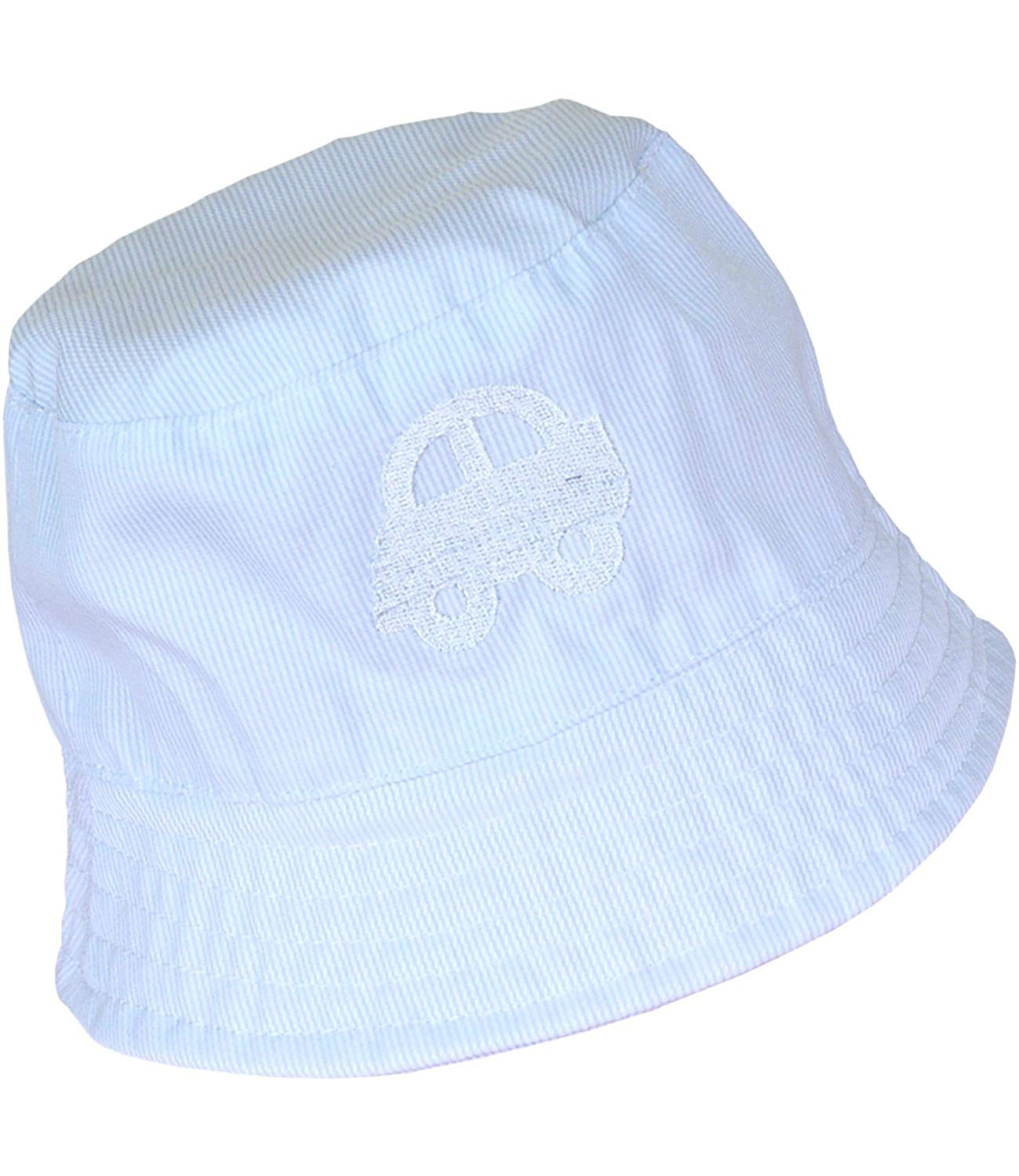 BabyPrem Baby Boy's Car Bucket Hat