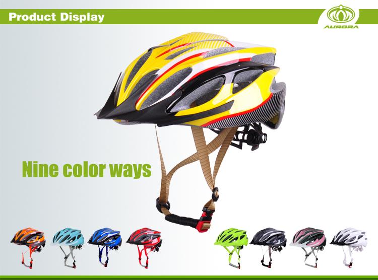European Lightweight Airflow Bike Helmet 5