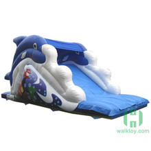 Hot!!! inflatable toys swimming pool slide for summer ,used swimming pool slide,inflatable slide for kids
