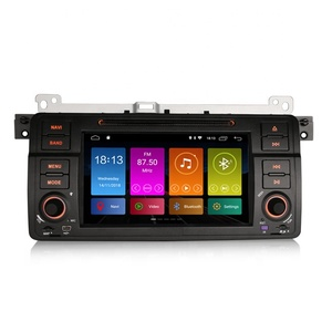 Erisin 7 Inch Android 8.1 Car Stereo 2 Din Radio MP5 Car video Player for BMW 3er E46 318 320 M3 Rover75 MG ZT SWC TPMS CD