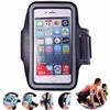 Cellphone running armband bag pouch for iPhone, for iphone 6 sports jogging armband bag case lycra arm bag