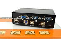USB KVM Switch 2 port over IP
