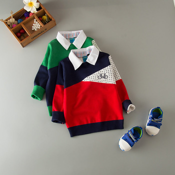 Ht Bbss Top Selling Gentleman Clothing Fashion New Baby Boy Sweater