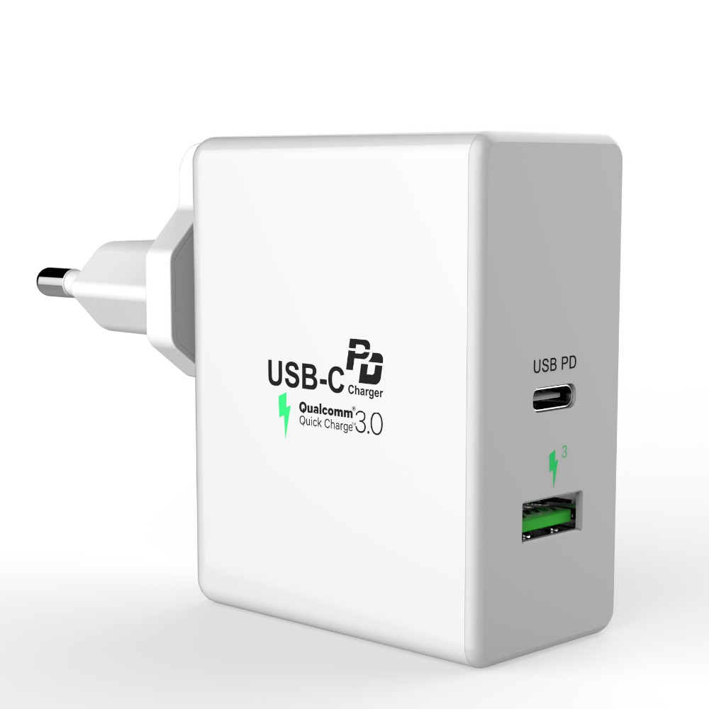 fast usb mini USB-C PD adapter for iphone accessories