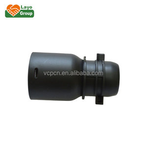 Home Appliances Spare Parts Of Plastic Hose Pipe Adapter/End ,Hose End Connector Diameter 32mm (ADA-61)