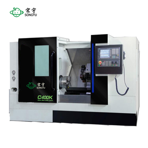 New cnc slant bed cnc lathe