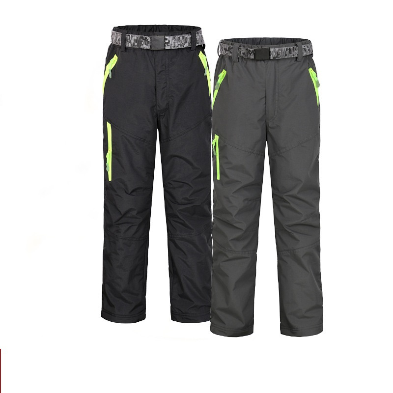 5c633cd42b551 Get Quotations · wholesale children s warm windproof waterproof pants  trousers boys and girls outdoor hiking