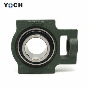 China own brand YOCH UC UEL UD UK SA series P F T pillow block bearings
