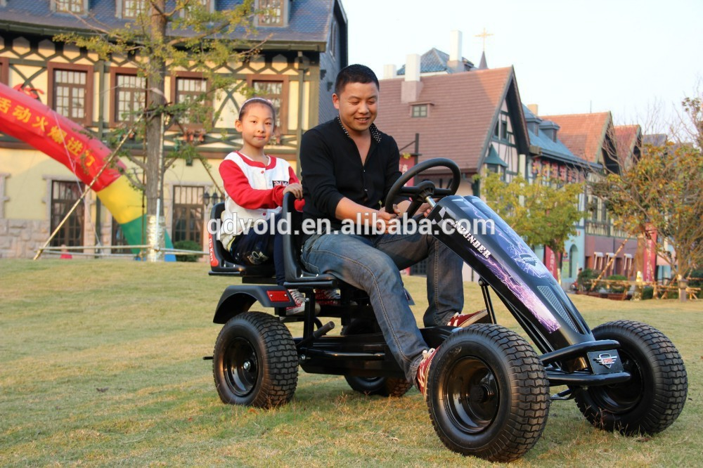 Adult Pedal Car: Best Selling China Manufacture Adult Pedal Car/go Kart For