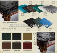 nylon billiard table cover pool table cover