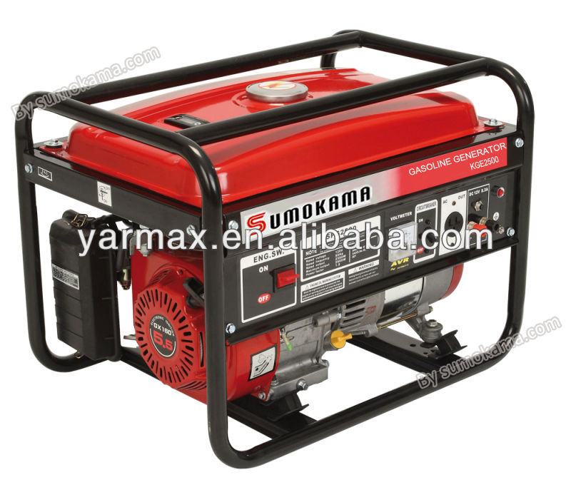 Honda 3kw Generator, Honda 3kw Generator Suppliers and Manufacturers
