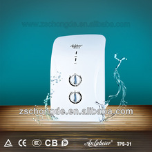 Toilet/Sink electric hot water heater 220V with power plug
